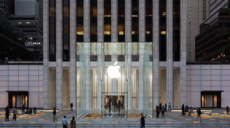 Apple Closes All Stores Outside China For Coronavirus