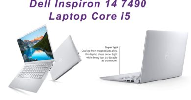 Dell Inspiron 14 7490 Laptop Core i5