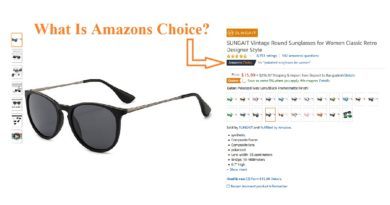 What Is Amazon's Choice