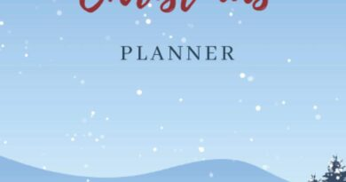 Christmas Planner: The Ultimate Organizer with Holiday Shopping List, Gift Planner, Shopping Lists and Greeting Card Address Book Tracker