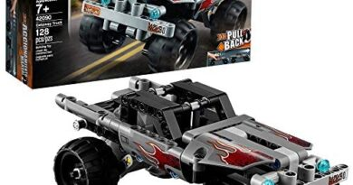 LEGO Technic Getaway Truck 42090 Building Kit (128 Pieces)
