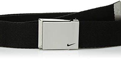 Nike Boys' Single Web Belt