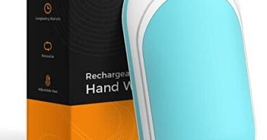 OCOOPA Rechargeable Hand Warmers, 5200mAh Portable Hand Warmer, Electric, Quick Heating, Great for Raynauds Arthritic Sufferers Pain Relief, Ski, Hunting, Hiking, Winter Gifts