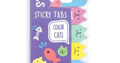 OOLY, Note Pals Sticky Tabs, Color Cats (121-005)