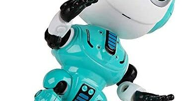 SOKY Talking Robot for Kids Cool Toys for 3-8 Year Old Birthday Gifts